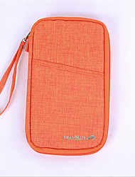 Travel Passport Bag Multifunction Purse Storage Bag Handbag Ticket Certificate