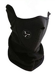 Black Color, Other Material Protection Accessories Riding Mask A Pack of Two