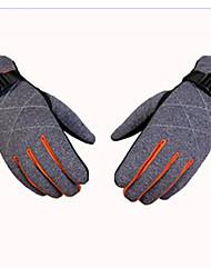 automne et d'hiver des hommes glisser des gants de ski en plein air épaissies équitation moto gants chauds
