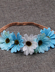 Girls Hair Accessories,All Seasons Cotton / Others / Tweed Blue