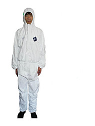 Schutzkleidung für die weißen Staub Lackieranlagen Größe XL