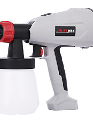 Detachable High-voltage Electric Spray Gun