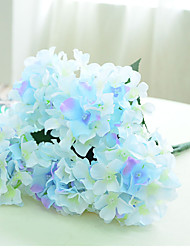 Polyethylene Wedding Decorations-1Piece/Set Petals Wedding Classic ThemeWhite / Pink / Green