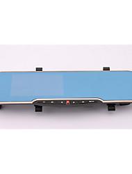 ausun Full HD ADAS Full HD v3 интеллектуальное зеркало заднего видения двойной линзы вождения записи