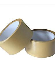 protection de l'environnement papier kraft ruban adhésif fibre papier kraft imperméable bande 4.8cm de long 20m