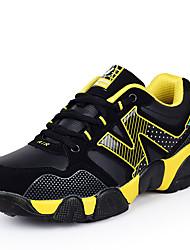 Para Meninos-Tênis-Conforto-Rasteiro-Azul Amarelo Verde-Microfibra-Para Esporte