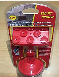 suporte suporte suporte telefone móvel carro para casa duplo objectivo de telefonia móvel oito pontos de navegação do carro do copo de gel
