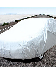 The GM Car Coat PEVA Single Car Cover Can Be Printed LOGO Water-Resistant Sunscreen Car Garment