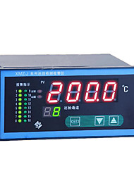 XMZ-J16 Sixteen Channel Constant Temperature Controller (Plug in AC-220V; Temperature Range:-30-2300℃)