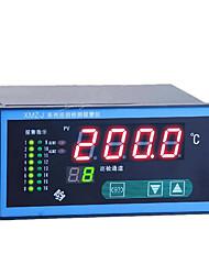 XMZ-J16 шестнадцать канала постоянного регулятора температуры (заглушкой переменным током 220v; Диапазон рабочих температур: -30-2300 ℃)