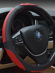 boa qualidade conjuntos de volante de couro, quatro estações gerais, 38 cm de diâmetro