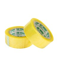 Spot Wholesale High Viscosity Transparent Sealing Tape 60Mm Wide and 100 Yards Long Packing Tape (Volume 2 A)