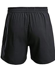 Running Baggy shorts men's Breathable / Quick Dry / Comfortable Nylon / Chinlon Running Sports Inelastic Loose