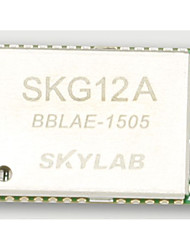 SKG12A Positioning Module, USB Interface Small Size Wireless GPS Tracker