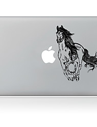 Horse Decorative Skin Sticker for MacBook Air/Pro/Pro with Retina