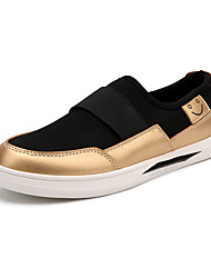 Men's Casual Athletic Skatenboarding Shoes for Breathable And Hard-wearing Slip-on Loafers Shoes
