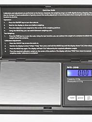 échelle de bijoux 0.01g échelle de l'or électronique balances électroniques de précision petite balance électronique gramme échelle