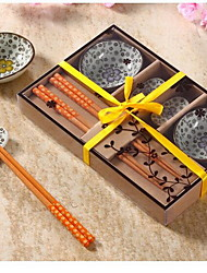 Japanese Cherry Blossom Chopsticks Suits