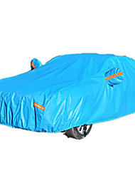 Car Cover Cotton Clothing Sunscreen Thickened With A Safety Lock Reflector Rain 37-2A\1574
