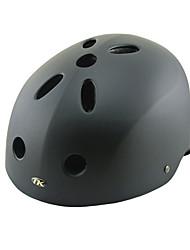 Sportif Enfant Vélo Casque 11 Aération Cyclisme Cyclisme Cyclotourisme Patin à glace M: 55-58CM L: 58-61CM S: 52-55CM EPS ABS Blanc Noir