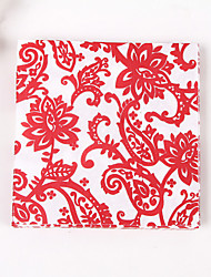 100% virgin pulp 20pcs Decorative Pattern Wedding Napkins