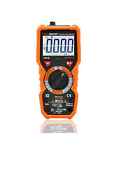 Hand Held True Effective Value Digital Display Multipurpose Meter