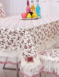 Group Series Rural Cloth Art Rose Universal Cover 60*60cm