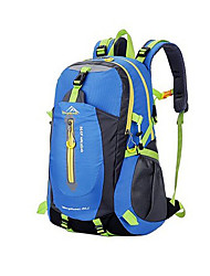36-55 L Randonnée pack Camping & Randonnée / Escalade Extérieur Etanche / Vestimentaire Vert / Bleu Oxford YiNan