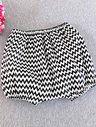 Baby Casual/Daily Striped Shorts,Cotton Summer
