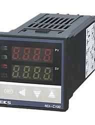 instrument de contrôle de la température (prise en courant alternatif 220V; plage de température: 0-400 ℃)