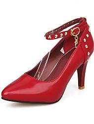 Women's Heels Spring / Summer / Fall / Winter Heels / Platform / Novelty / Ankle Strap / Pointed Toe