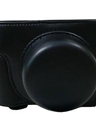 Sac-Une épaule-SLR-Nikon-Résistant à la poussière-Noir / Café / Marron