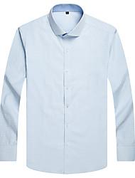 Zhuo wolf Mens 2016 new men's business casual dress shirt autumn long sleeved shirt CZ104