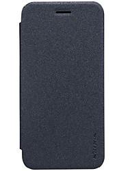 Nillkin para asus zc520tl zc553kl xingyun série de alta qualidade pu inteligente pc + holster para asus série