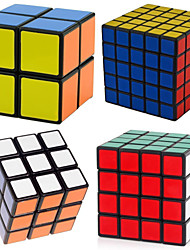 Rubik's Cube Shengshou Smooth Speed Cube 2*2*2 4*4*4 5*5*5 Speed Professional Level Magic Cube ABS
