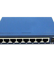 Kexian Corsa 8 Wide Mouth Steel Gigabit Desktop Switch 1000M Stable And Durable Network Monitoring