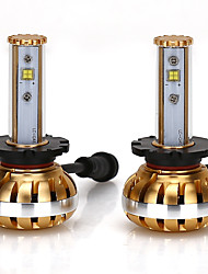 liancheng® 60w 7800lm 9 ~ 32V hohe Helligkeit LED-Scheinwerfer-Kit-d2 / d4 für Auto, Off-Road, utv, atv