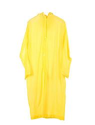 Translucent Multicolor Raincoat