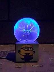 1pc conduit ac originalité de l'ameublement à la maison la lumière Moneyball de nuit