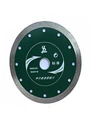 Лезвие алмазной пилы (125мм стандартный мокрый лист (зеленый), диафрагма: 22.23mm, наружный диаметр: 125 мм, толщина зуба: 1.8mm