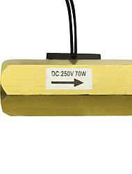 chave de fluxo de água de cobre, o interruptor de fluxo da bomba