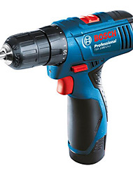 Bosch Lithium Rechargeable Drill Multifunction Household Electric Drill Rechargeable Electric Screwdriver Tsr1080-2-Li