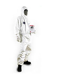 Anti Acid Base And FDust Prevention Protective Clothing  Size  XXL