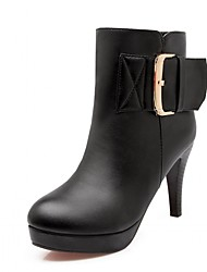 Women's Heels Spring / Western Boots / Riding Boots / Fashion Boots / Motorcycle Boots / Bootie / Combat
