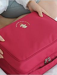 recevoir des fournitures de voyage, sacs de vêtements adaptés à grande capacité sac à main de finition stratifié