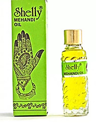 Shelly Mehandi Henna Oil Mehndi for Darkening Henna - Body Paint At Kit Tatto