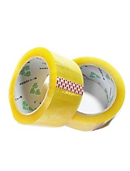Transparent Plastic Packing Tape Bandwidth of 45Mm Long (2 Vols A) 150 M Sealing Tape Warnings
