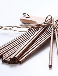 Bois Fourchette de table Chopsticks 2 personnes