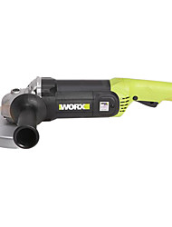 WU729 Power Tools Angle Grinder 1400W Angle Grinder  220V  No-Load Speed: 10000 (Rpm)