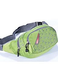Unisex Nylon Sports / Outdoor Waist Bag